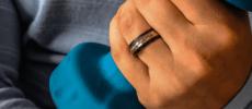 Ringen voor mannen gezocht?