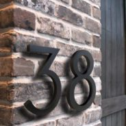 Huisnummer bestellen